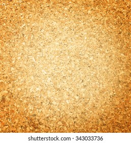 Whiteboards cork texture background beautiful yellow color.