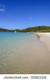 Whitehaven beach Coral sea Whitsundays