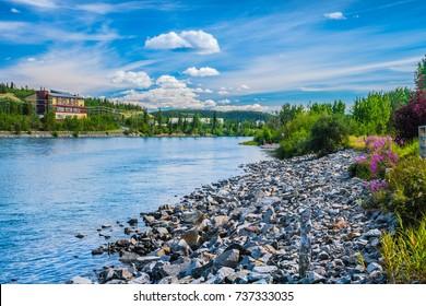 Whitehorse Yukon Province, Canada.