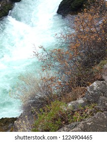 Whitewater of Benham Falls, Deschutes River Trail, Bend, Oregon