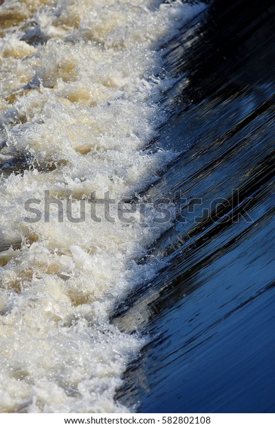 whitewater texture