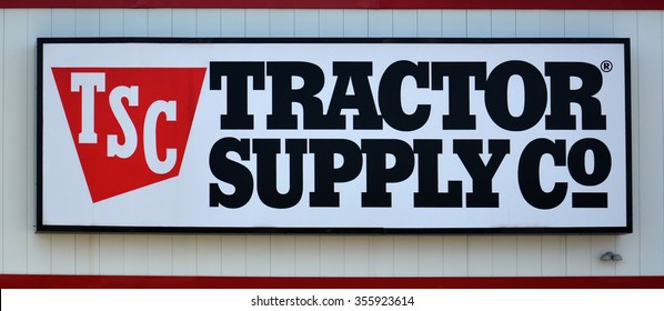 WHITMORE LAKE, MI - AUGUST 22: Tractor Supply Co., whose Whitmore Lake, MI store is shown August 22, 2015, has 1465 stores.