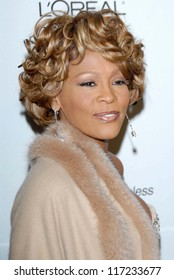 Whitney Houston at the 2007 Clive Davis Pre-Grammy Awards Party. Beverly Hilton Hotel, Beverly Hills, CA. 02-10-07