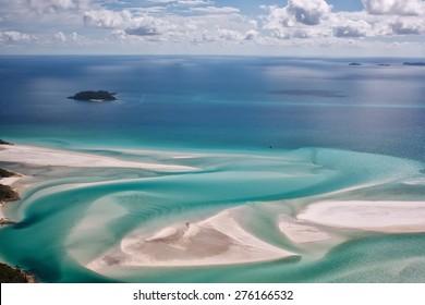The Whitsunday Islands