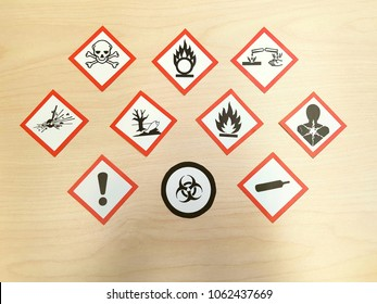 WHMIS hazard symbol pictogram chemical hazards training workplace health and safety employee leadership risk legislation program biohazard