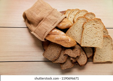 Whole wheat bread is not made fat. A healthy diet can eat or eat breakfast.