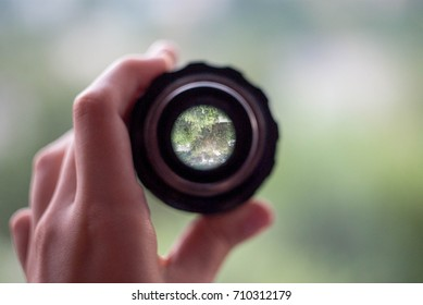 Whole world in these lens