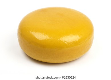 whole yellow cheese