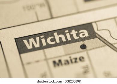 Wichita. Kansas. USA.