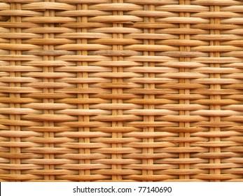Wicker background