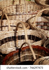 wicker baskets craftsmanship