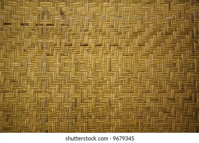 Wicker portion of a piece of furniture...great background