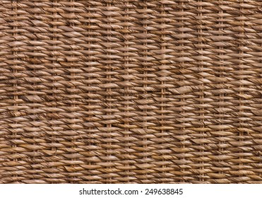wicker texture