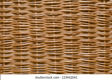 wicker wood texture