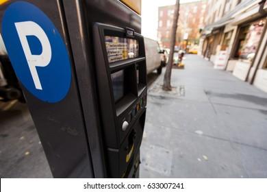 Imágenes, fotos de stock y vectores sobre Nyc Parking