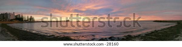 Wide Panorama - Walleroo, South Australia