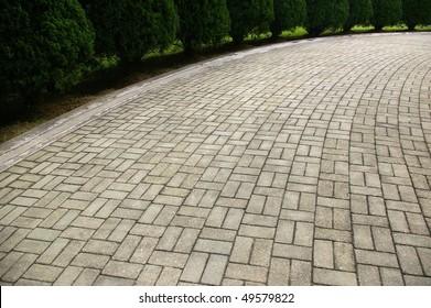 Wide path