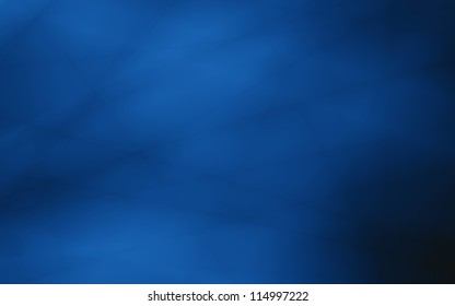 Wide space dark BLUE website storm background