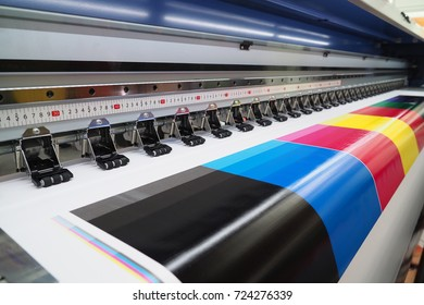 Wide-format inkjet printer