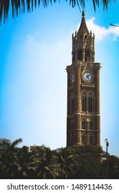 Wideshot of Rajabai Clock tower, Mumbai