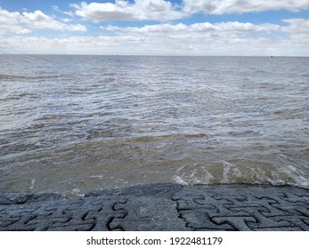 The widest river in the world.