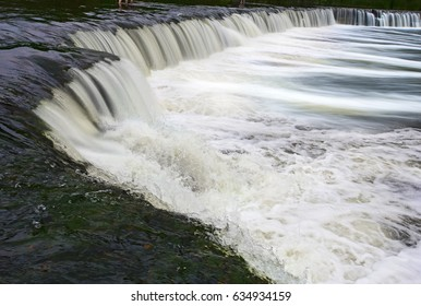 Widest waterfall in Europe - Venta