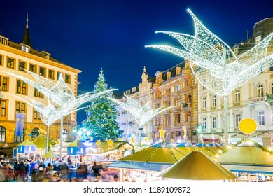 Wiesbaden, Christmas Market, Germany