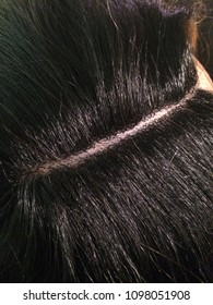 Wig Lace Closure Part Neatly Plucked and Manicured