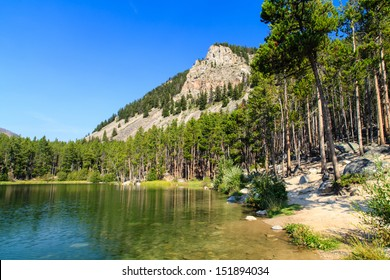Wild Bill Lake Picnic Ground is located in the Custer National Forest in southwest Montana.  A short drive from Red Lodge and near the Beartooth Highway.