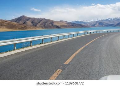 Wild field highway