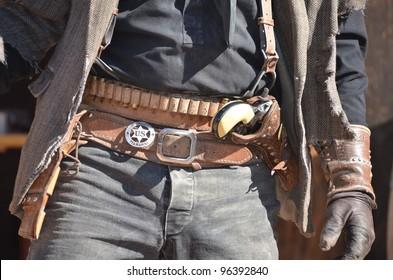 Cowboy Holster Images, Stock Photos & Vectors | Shutterstock