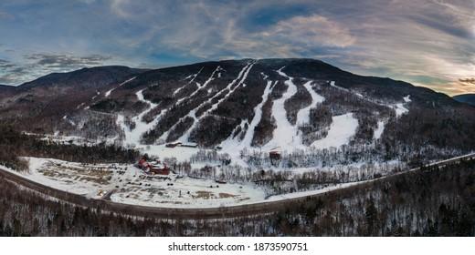 Wildcat Mountain New Hampshire Panorama