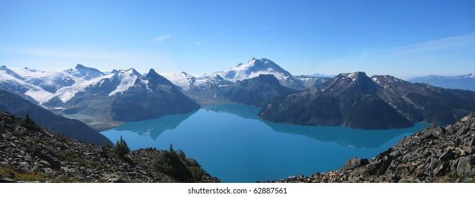Wilderness at Garibaldi Lake, Vancouver, BC, Canada