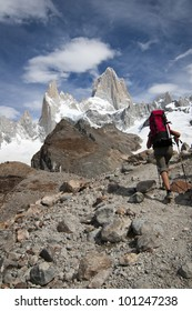 Wildness in Patagonia, Mount Fitz Roy
