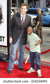 """Will Ferrell at the Los Angeles Premiere of """"Land of the Lost"""" held at the Grauman's Chinese Theater in Hollywood, California, United States on May 30, 2009."""