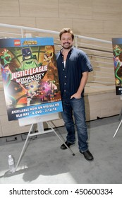 """Will Friedle arrives at the premiere of """"LEGO DC Comics Super Heroes - Justice League: Gotham City Breakout"""" on July 9, 2016 at the Paley Center in Beverly Hills, CA."""