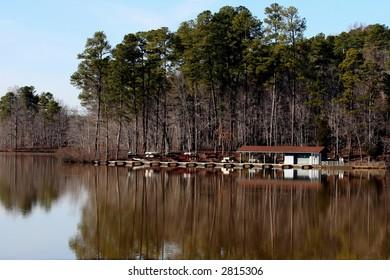 William B. Umstead State Park, NC