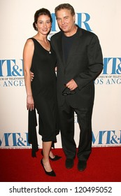 William L. Peterson and wife Gina at The Museum of Television & Radio's Annual Los Angeles Gala. Regent Beverly Wilshire Hotel, Beverly Hills, CA. 10-30-06