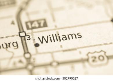 Williams. Iowa. USA.