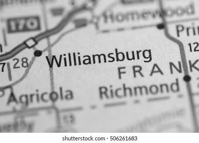 Williamsburg. Kansas. USA.