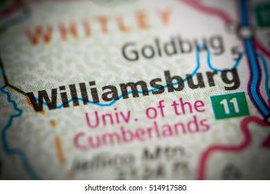 Williamsburg. Kentucky. USA