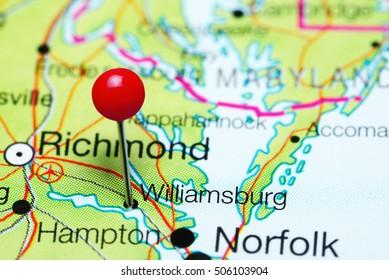 city of williamsburg virginia