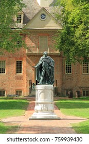 WILLIAMSBURG, VA – OCTOBER 6: Established in the seventeenth century, the College of William and Mary is one of the oldest and most prestigious of U.S. colleges October 6, 2017 in Williamsburg, VA