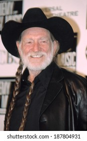Willie Nelson at the Academy of Country Music Awards, 5/22/2002, LA, CA