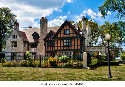 Willistead Manor is a historic 36-room mansion nestled within a 15-acre park located in the former town of Walkerville, Ontario, now Windsor, Ontario.