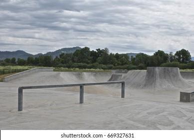 Willit's California Skate park