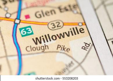 Willowville. Ohio. USA