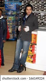 Wilmer Valderrama inside for Little Flower Children FAO Schwarz Charity Shopping Spree, FAO Schwarz, New York, NY, December 06, 2006