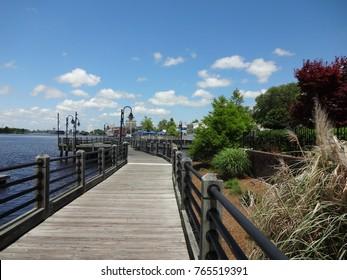 Wilmington, North Carolina River Walk