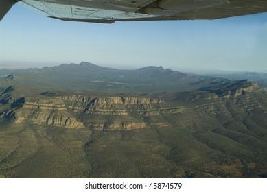 Wilpena Pound in der Flinders Range